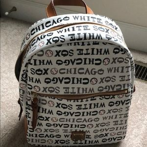 NWT White Sox Dooney and Bourke backpack